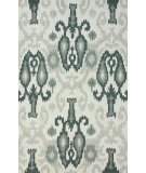 RugStudio presents Nuloom Hand Hooked Cici Light Grey Hand-Hooked Area Rug