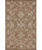 RugStudio presents Nuloom Hand Knotted Mirage Brown Hand-Knotted, Good Quality Area Rug