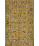 RugStudio presents Nuloom Hand Knotted Darius Gold Hand-Knotted, Good Quality Area Rug