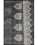 RugStudio presents Nuloom Hand Knotted Jalore Navy Hand-Knotted, Good Quality Area Rug