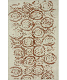 RugStudio presents Nuloom Hand Knotted Arianna Copper Hand-Knotted, Good Quality Area Rug