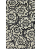 RugStudio presents Nuloom Hand Knotted Santorini Navy Hand-Knotted, Good Quality Area Rug