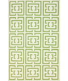 RugStudio presents Nuloom Flatweave Dasher Green Flat-Woven Area Rug