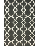 RugStudio presents Nuloom Flatweave Evan Grey Flat-Woven Area Rug