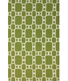 RugStudio presents Nuloom Flatweave Eve Green Flat-Woven Area Rug