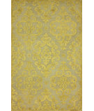 RugStudio presents Nuloom Hand Tufted Prince Gold Hand-Tufted, Good Quality Area Rug