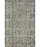 RugStudio presents Nuloom Hand Knotted Shayda Black Hand-Knotted, Good Quality Area Rug