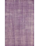 RugStudio presents Nuloom Hand Knotted Lex Purple Hand-Knotted, Good Quality Area Rug