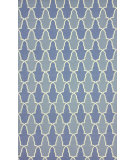 RugStudio presents Nuloom Flatwoven Trina Purple Flat-Woven Area Rug