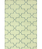 RugStudio presents Nuloom Hand Knotted Celeste Royal Blue Hand-Knotted, Good Quality Area Rug