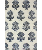 RugStudio presents Nuloom Hand Knotted Riley Cream Hand-Knotted, Good Quality Area Rug