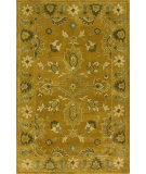 RugStudio presents Nuloom Hand Tufted Vita Overdyed Style Yellow Hand-Tufted, Good Quality Area Rug