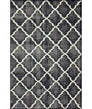 RugStudio presents Nuloom Hand Knotted Titan Navy Hand-Knotted, Good Quality Area Rug