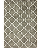 RugStudio presents Nuloom Hand Knotted Titan Grey Hand-Knotted, Good Quality Area Rug