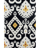 RugStudio presents Nuloom Maison Antique Ikat Midnight Hand-Tufted, Good Quality Area Rug