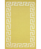 RugStudio presents Nuloom Flatweave Flatweave Border Scroll Sunflower Flat-Woven Area Rug