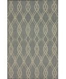 RugStudio presents Nuloom Flatweave Vinezia Teal Flat-Woven Area Rug
