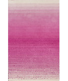 RugStudio presents Nuloom Hand Tufted Blush Pink Hand-Tufted, Good Quality Area Rug