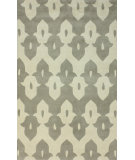 RugStudio presents Nuloom Hand Tufted Piazza Greyish Tan Hand-Tufted, Good Quality Area Rug