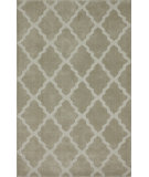 RugStudio presents Nuloom Hand Loomed Modena Taupe Woven Area Rug