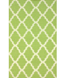 RugStudio presents Nuloom Flatweave Pop Trellis Green Flat-Woven Area Rug