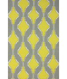 RugStudio presents Nuloom Flatweave St. Tropez Yellow Flat-Woven Area Rug