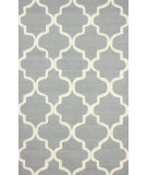 RugStudio presents Nuloom Hand Tufted Sasha Grey Hand-Tufted, Good Quality Area Rug
