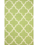RugStudio presents Nuloom Hand Tufted Sasha Green Hand-Tufted, Good Quality Area Rug
