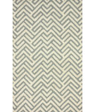 RugStudio presents Nuloom Hand Tufted Regina Grey Hand-Tufted, Good Quality Area Rug