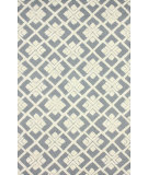 RugStudio presents Nuloom Hand Tufted Carson Grey Hand-Tufted, Good Quality Area Rug