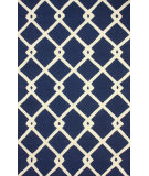 RugStudio presents Nuloom Hand Tufted Karen Navy Hand-Tufted, Good Quality Area Rug