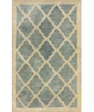 RugStudio presents Nuloom Hand Tufted Aisha Slate Hand-Tufted, Good Quality Area Rug