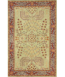 RugStudio presents Nuloom Hand Tufted Salazar Green Hand-Tufted, Good Quality Area Rug