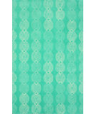 RugStudio presents Nuloom Hand Tufted Coin Vine Green Hand-Tufted, Good Quality Area Rug