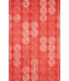 RugStudio presents Nuloom Hand Tufted Coin Vine Raspberry Hand-Tufted, Good Quality Area Rug