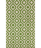 RugStudio presents Nuloom Flatweave Stephania Green Flat-Woven Area Rug