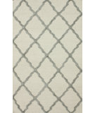 RugStudio presents Nuloom Flatweave Dora Grey Flat-Woven Area Rug