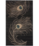 RugStudio presents Nuloom Maison Peacock Charcoal Hand-Tufted, Best Quality Area Rug