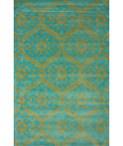 RugStudio presents Nuloom Hand Tufted Dorsa Blue Hand-Tufted, Good Quality Area Rug