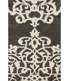 RugStudio presents Nuloom Hand Tufted Viktor Pewter Hand-Tufted, Good Quality Area Rug