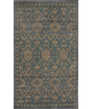 RugStudio presents Nuloom Hand Tufted Quino Lt Blue Hand-Tufted, Good Quality Area Rug