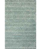 RugStudio presents Nuloom Hand Tufted Trek Teal Hand-Tufted, Good Quality Area Rug