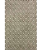 RugStudio presents Nuloom Hand Tufted Emilie Nickel Hand-Tufted, Good Quality Area Rug