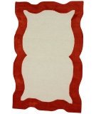 RugStudio presents Nuloom Hand Tufted Novana Orange Hand-Tufted, Good Quality Area Rug