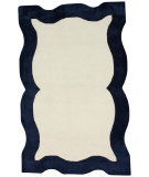 RugStudio presents Nuloom Hand Tufted Novana Blue Hand-Tufted, Good Quality Area Rug