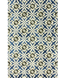 RugStudio presents Nuloom Hand Tufted Udaipur Blue Hand-Tufted, Good Quality Area Rug