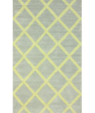 RugStudio presents Nuloom Hand Tufted Solo Baby Yellow Hand-Tufted, Good Quality Area Rug