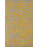RugStudio presents Nuloom Hand Tufted Meringue Yellow Hand-Tufted, Good Quality Area Rug
