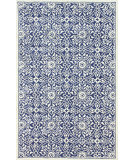 RugStudio presents Nuloom Hand Tufted Meringue Royal Blue Hand-Tufted, Good Quality Area Rug