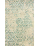 RugStudio presents Nuloom Hand Tufted Faded Trellis Green Hand-Tufted, Good Quality Area Rug